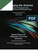 M. Moreira Et Al - Unclogging the Arteries - The Impact of Transport Costs on Latin America & the Caribbean LAS Harvard]