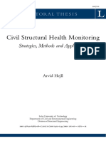 Civil Structural Health Monitoring PhD.pdf