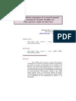 """""""Performativity"""" del género de Leonor/Leonardo y la creación de """"Gender Trouble"""" en Valor, agravio y mujer de Ana Caro"""