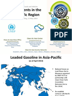 Asia Pacific Refining Development