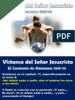 Vistanse de Jesucristo