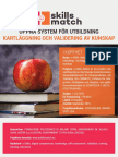 e-Skills Match Project Factsheet (Swedish version)