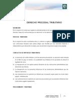 Lectura 3 Derecho Tributario Procesal, Penal, Internacional