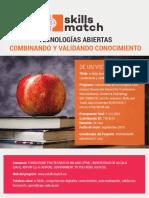 e-Skills Match Project Factsheet  (Spanish version)