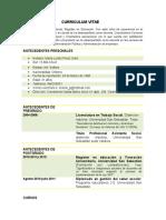 Curriculum Vitae(1)(1) (1) (1)