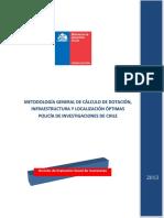 Metodologia Infraestructura PDI