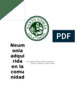 Informe NAC