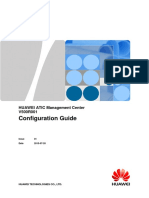 HUAWEI ATIC Management Center V500R001 Configuration Guide 01(PDF)