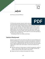 Systat Factor Manual