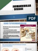 Temporomandibular Disease