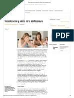 Aceprensa _ Sexualización y Abuso en La Adolescencia