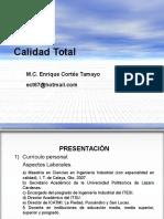 Presentación Calidad Total