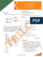 UNI 2016 I Física Química Solucionario 2016 I 1