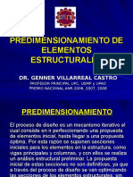 05 PREDIMENSIONAMIENTO