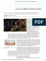 El Alcohol Se Relaciona Con 3,3 Millones de Muertes Anuales en El Mundo _ Sociedad _ EL PAÍS