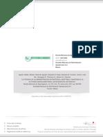 La Tecnica de La Administracion Estrategica Adoptada y Adaptada a La Actividad Agroalimentaria.