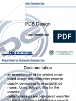 PCB Design - Documentation