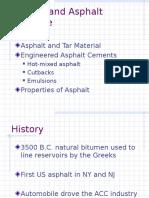 CE336 14 Asphalt Asphalt