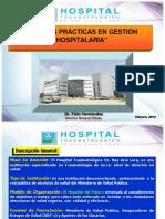 Hosp. Traumatologico Dr. Ney Arias Lora Dr. Hernandez RD