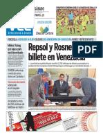 Diario Ciudad Valencia Edición 1.591 Sábado 08 de Octubre 2016