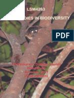 Field Studies in Biodiversity Handbook
