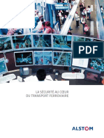 Brochure - Signalling - Security - French