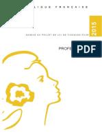Jaune2015 Formation Professionnelle