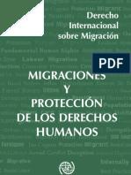 Migracion y Proteccion de Los Derechos Humanos