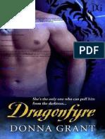 Donna Grant - Serie El Valle de Las Druidas 06 - Dragonfyre