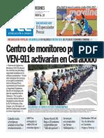 Diario Ciudad Valencia Edición 1.590 Viernes 07 de Octubre