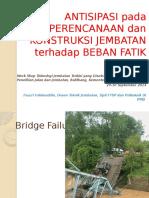 Antisipasi Perencanaan Dan Konstruksi Jembatan 29-09-14