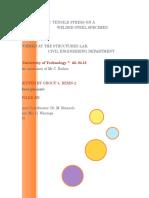 Ce 221 Engineering Materials Lab Report