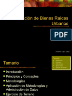Tasacion Bienes Raices Urbanos 2005