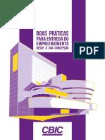 CBIC BoasPraticasParaEntregaDoEmpreendimento Web