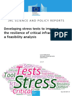 Developing Stress Tests to Improve Ci Resilience
