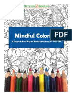 Mindfulness Coloring Book 4-25-16