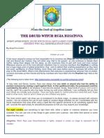 The Druid Witch Ruja Ignatova