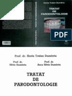 Tratat de Parodontologie_Horia Traian DUmitriu_2015