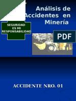 Análisis de Accidentes