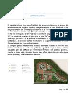 informe inspeccion de proyecto