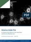 America Under Fire