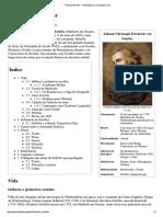 Friedrich Schiller – Wikipédia, A Enciclopédia Livre