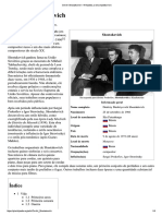 Dmitri Shostakovich – Wikipédia, A Enciclopédia Livre