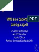 VMNI en El Paciente Con Patología Aguda Antofagasta 2008