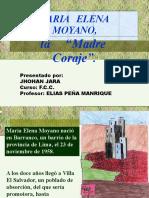 Biografia -Maria Elena Moyano