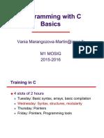 C Programming Basics
