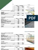 Excel Para El Análisis de Carga Estática en Edificaciones