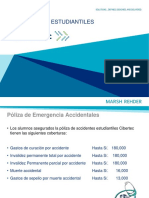 ppt accidentes