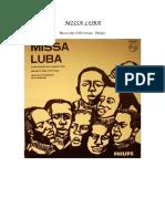 Missa Luba Info