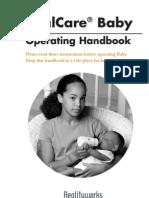 RealCare Baby Op Handbook